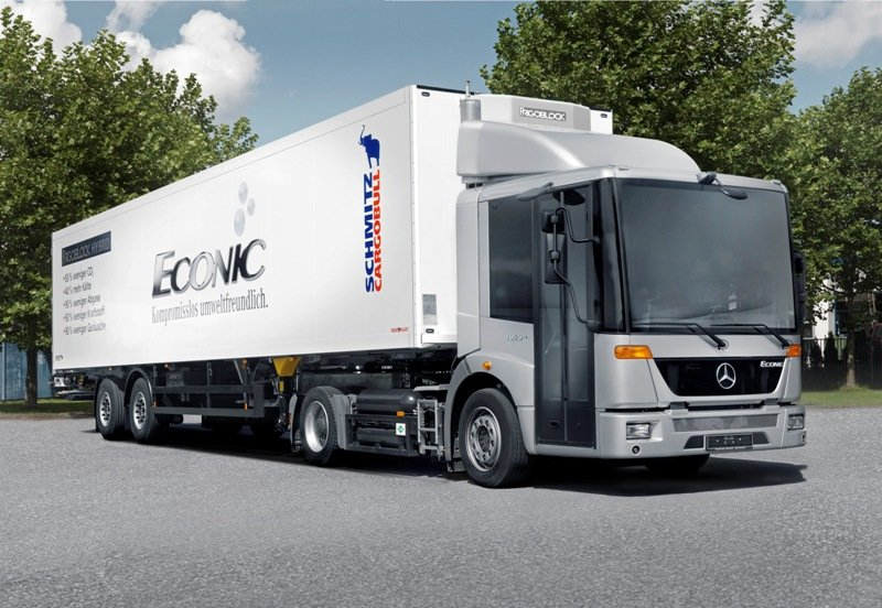 The Mercedes Econic